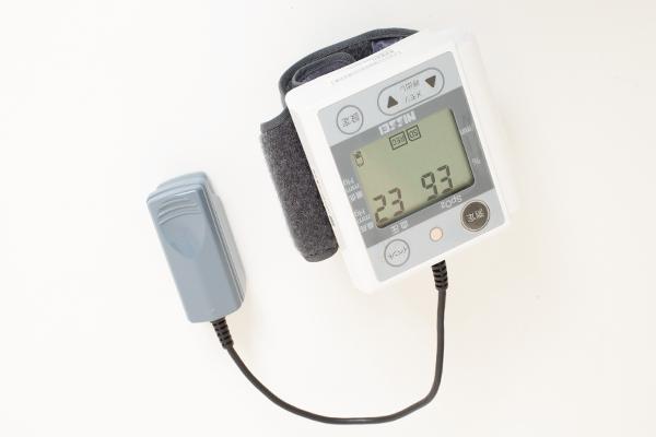 デジタル血圧計+パルスオキシメーター