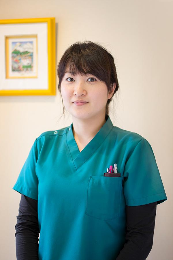 主任歯科衛生士 笠原 舞